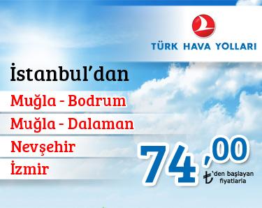 Muğla Nevşehir İzmir Kampanya