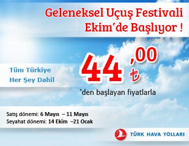 thy türkiye uçak bileti kampanyası